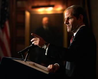 Gov. Elliot Spitzer